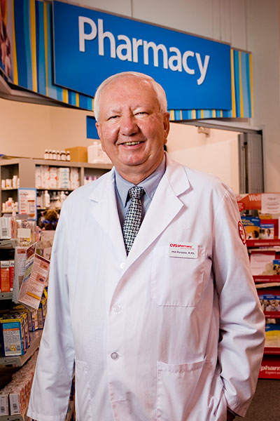 Pharmacist Phil Parsons