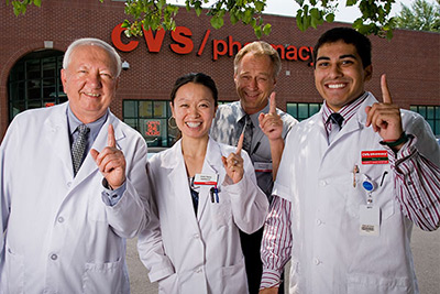 CVS/pharmacy team
